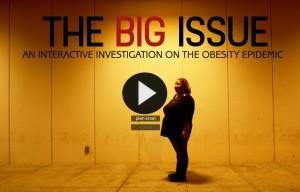 le web documentaire sur l'obésité